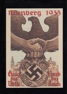 AK Reichsparteitag  Nürnberg  SST 1933 - Siehe 2 Scan - Duitsland