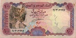 YEMEN 100 RIALS 1993 P-28 - Yemen