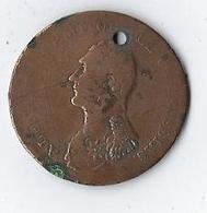 Monnaie Médaille Russie Jeton Alexander Ier Emp Of All The Russias 30 Mai 1814 - Rusia