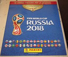 RUSSIA 2018 FIFA WORLD CUP - Panini