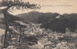 AK - NÖ - Gutenstein - Ortsansicht - 1909 - Wiener Neustadt