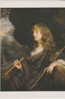Postcard - Art -  Peter Lely (1618-1680) - Young Man As A Shepherd - VG - Unclassified