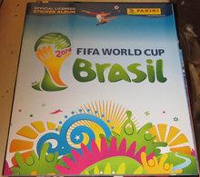 FIFA WORLD CUP BRASIL - Panini