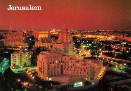 1 AK Israel * Jerusalem Bei Nacht * - Israel