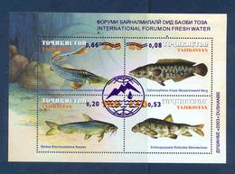 TAJIKISTAN  2003 Marine Life Fish - Tagikistan
