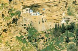 1 AK Palästina - Palestine * Kloster St. Georg Im Wadi Qelt In Der Wüste Juda Im Westjordanland Bei Jericho * - Palestina