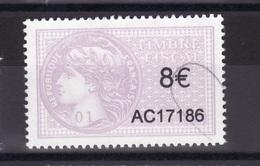 FISCAUX 2001 F502 - Fiscaux