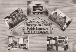 LOCQUIGNOL Auberge Du Croisil Relais Equestre 64H - France
