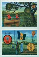 Ref. 68084 * NEW *  - ST. VINCENT . 1989. 75th ANNIVERSARY OF THE SCOUTS. 75 ANIVERSARIO DEL ESCULTISMO - St.Vincent (1979-...)