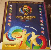 COPA AMERICA CENTENARIO USA 2016 ALBUM PANINI - Panini