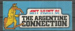 AUSTRALIA: Argentine Ants Sticker 1981 (National Film And Sound Archive). - Scoutisme