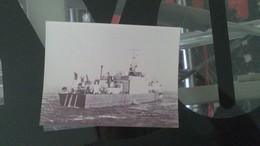 "Photo De Bateau - "" F 32 ""LCI 217 "" INDOCHINE - Schiffe"