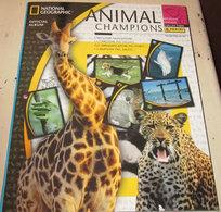 ANIMALI CHAMPIONS - Panini