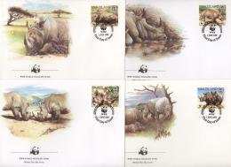 Ref. 23114 * NEW *  - SWAZILAND . 1987. WHITE RHINOCEROS. RINOCERONTE BLANCO - Swaziland (1968-...)