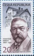 Tsjechië / Czech Republic - Postfris/MNH - Prof. Frantisek Hamza 2018 - Tsjechië