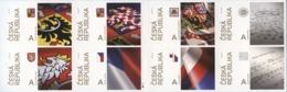 Tsjechië / Czech Republic - Postfris/MNH - Booklet Nationale Symbolen 2018 - Tsjechië