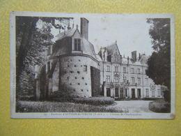 CHARBONNIÈRES. Le Château. - France