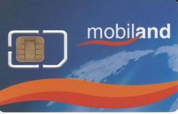 TARJETA GSM DE ANDORRA DE MOBILAND  (STA)  RARA - Andorra