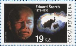 Tsjechië / Czech Republic - Postfris/MNH - Eduard Štorch 2018 - Tsjechië