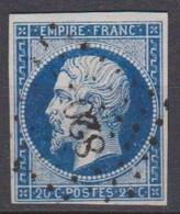 PC   820   CHAUFFAILLES   (  70  - SAONE  ET  LOIRE  ) - 1849-1876: Classic Period