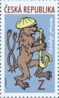 Tsjechië / Czech Republic - Postfris/MNH - Jazz Muziek 2018 - Tsjechië