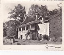 CARTE POSTALE N° 28 Saint Jean De Côle Maison Sarrazine Périgord Publicité Gastroléna Sorbitol - France