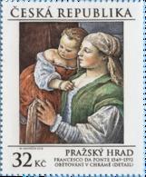 Tsjechië / Czech Republic - Postfris/MNH - Schilderij, Francesco Da Ponte 2018 - Tsjechië