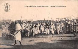 ¤¤   -  DJIBOUTI   -  Danse Des Somalis   -  ¤¤ - Gibuti