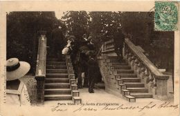 CPA Paris Vécu. 16e Jardin D'Acclimatation (700858) - Arrondissement: 16