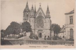 NORD - ONNAING - L'Eglise - France