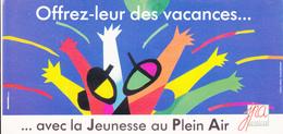 AURIAC Jacques  -  Jeunesse Au Plein Air Offrez Vacances -  CPM 10x21 BE 1996 Neuve - Illustrators & Photographers