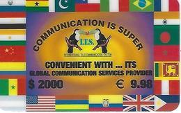 ITS 2000 Prepaid Phonecard - Portugal - Portugal