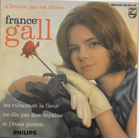 """France Gall 45t. EP """" N'écoute Pas Les Idoles"""" - Other - French Music"""