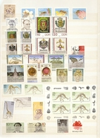 Allemagne DDR 1990 - Année Complète MNH - YT 2899 à 2968 + BF 100 - 2 Scans - [6] République Démocratique