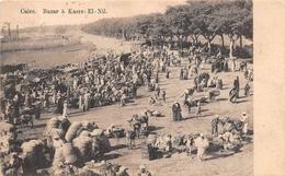 ¤¤   -  EGYPTE   -   LE CAIRE   -  Bazar à KASRE-EL-NIL   -  Marché   -  ¤¤ - Cairo