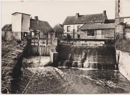 Carte Photo - Dept 61 - Crulai - Le Moulin Du Pont - (circulé En 1966 Voir Scan Recto-verso) - France