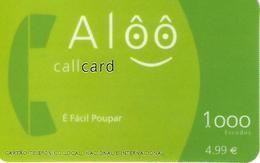Alôô 1000 Prepaid Phonecard - Portugal - Portugal