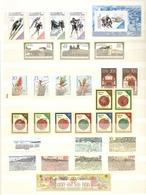 Allemagne DDR 1988 - Année Complète MNH - YT 2754 à 2826 + BF 89 à 95 - 4 Scans - Neufs