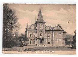 Amay : Château D'Amay, Résidence De La Princese De Ligne 1928 - Amay