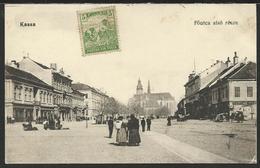 SLOVENSKO - SLOVENSKA - SLOVACCHIA: Košice / MAGYARORSZÁG - HUNGARY: Kassa - Slovacchia