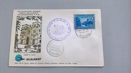 BUSTA AFFRANCATA GALAPAGOS 1967 - Ecuador