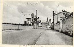 CPA - SAINT-NICOLAS-de-PORT (54) - Aspect De La Brasserie (Breuverey, Brauerei) Dans Les Années 30 - Saint Nicolas De Port