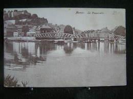 AP 4 - 289- Belgique  - Namur - La Passerelle - Pas Circulé - Hannuit