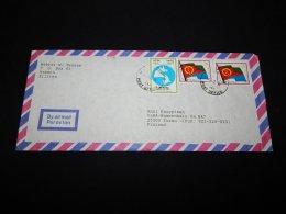 Eritrea 1994 Air Mail Cover To Finland__(LB-575) - Eritrea