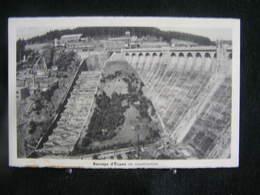 AP 4 - 292 - Belgique  - Le Barrage D'Eupen - En Construction - Pas Circulé - Eupen