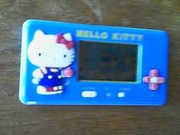Jeu électronique Qui Ne Fonctionne Pas Hello Kitty De Tomy Sanrio 1976 + Boîte + Pochette + BD En Japonais 16 Photos - Consoles