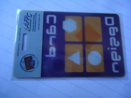 SOUTH AFRICA USED CARDS TRANSPARENT - Afrique Du Sud