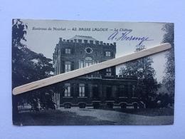 GENAPPE- NOIRHAT  Nº42«ENVIRON DE NOIRHAT ,BASSE LALOUX LE CHÂTEAU «Panorama (Édit BAUDINIÈRE ,Paris). - Genappe