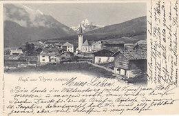 Gruss Aus Vigens (Lugnez) - 1902               (P-155-60407) - GR Grisons