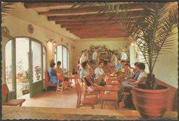 Bar Junto Al Jardin, Hotel La Palmera, Tossa De Mar, Catalunya, 1962 - Valman Tarjeta Postal - Other